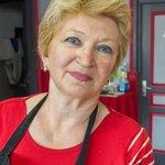 la femme du patron et cuisinière de talent
