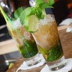 Cocktails at Kozmo