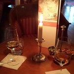 Abenddrink in der Bar