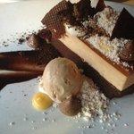 Snickers Nemesis dessert