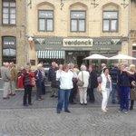Gardeners visit Verdonck