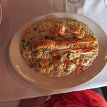 Shrimp, Scampi Risotto