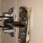 Room 2 - The extra door lock that was not secured to the door.