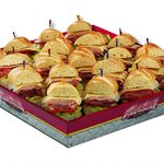 Deluxe Catering Tray serves up to 10 people,
