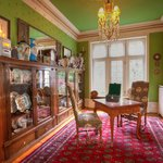 Game room off of the parlor by 3rd Eye Photography