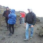 a 2000 mt sui crateri silvestri