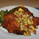 Coconut Crusted Grouper