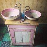 Wash facilities :)