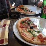 pizza nana, shared.