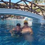 2013 at Coral Baja pool