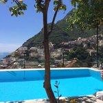 Pool at Villa Fiorentino