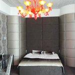 Wasserbett im Raum 007 :-)