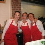 best crew at Van Dobbens by Cuyp Market