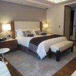 Classic River View Suite bedroom