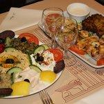 Assiette de Mezzes Armeniens