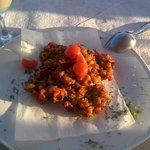 Tomatoe frittas