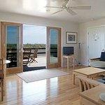 Living room - One bedroom suite
