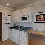 Kitchenette One bedroom suite