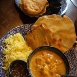 Curries at The Standing Order, Edinburgh