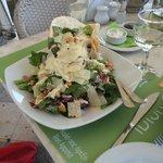 Now that's a Cesar salad