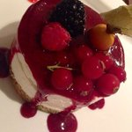 Cheese cake frutti di bosco! Eccezionale!!!