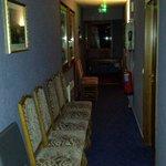 Couloir chambres 2 ème etage
