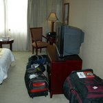 room for luggage