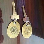 Actual keys (historic floors only)