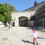 Eger Castle, few minutes walk from Hotel Eger Park