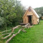 Wonderful woodland cabin