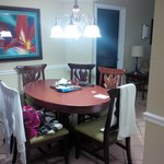 6 seating dining table