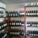 Cava de vinos tintos..!!