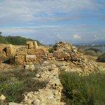Le mura della città di Mozia