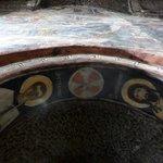 Frescoes, probably Greek