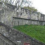 View of the York Walls