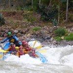 Mayuc White Water Rafting, Urubamba River, Cusipata, Peru, April 2014