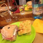 Ciabatta&Schiacciata and Wine