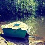 ballade en barque
