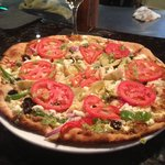 Margherita Pizza from the Forno