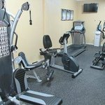 Newest Addition Fitness Center