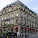 Swissotel Metropole Geneva, rue du Rhône