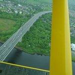 Over the Erskin Bridge