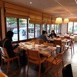 ブリット ホテル トゥール シュッド ・・・朝食風景