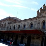 Street Facade of the Toledo Station