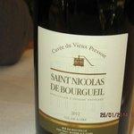 très bon vin -