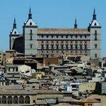 View of the Ayuntamiento