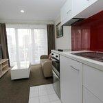 Superior Apartment Suite Kitchen