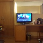 TV in't room