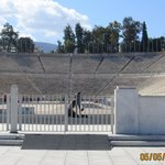 The Marble Stadium (Panathenaic Stadium), Athens