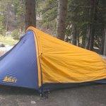 Tent in Site C